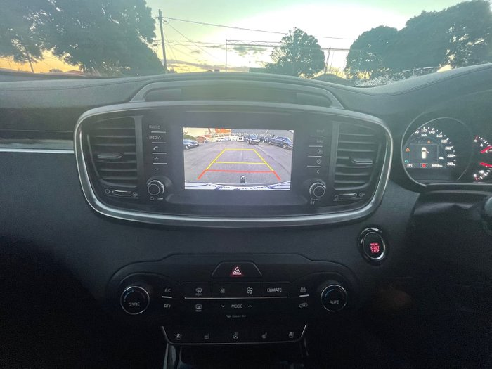 2016 Kia Sorento Platinum UM MY17 AWD Metal Stream