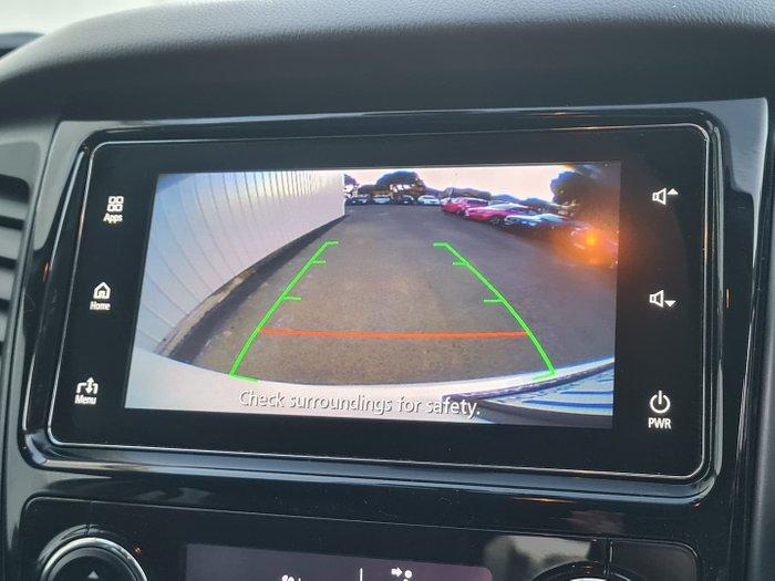 2018 Mitsubishi Pajero Sport Black Edition QE MY19 4X4 Dual Range Starlight