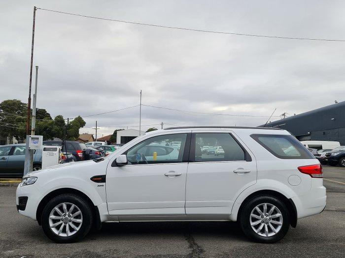 2014 Ford Territory TX SZ MkII AWD Winter White
