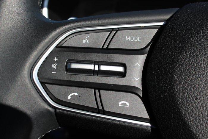 2020 Hyundai Santa Fe Active TM.V3 MY21 4X4 On Demand White Cream