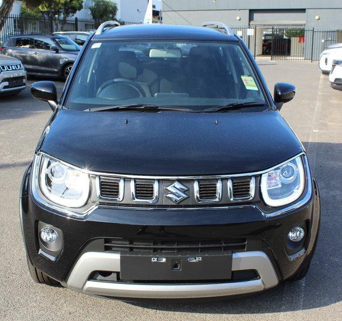 2021 Suzuki Ignis GLX MF Series II Super Black