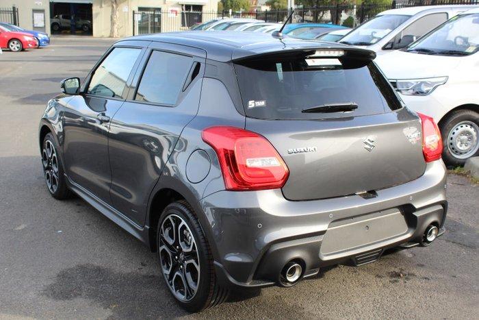 2021 Suzuki Swift Sport AZ Series II Mineral Grey
