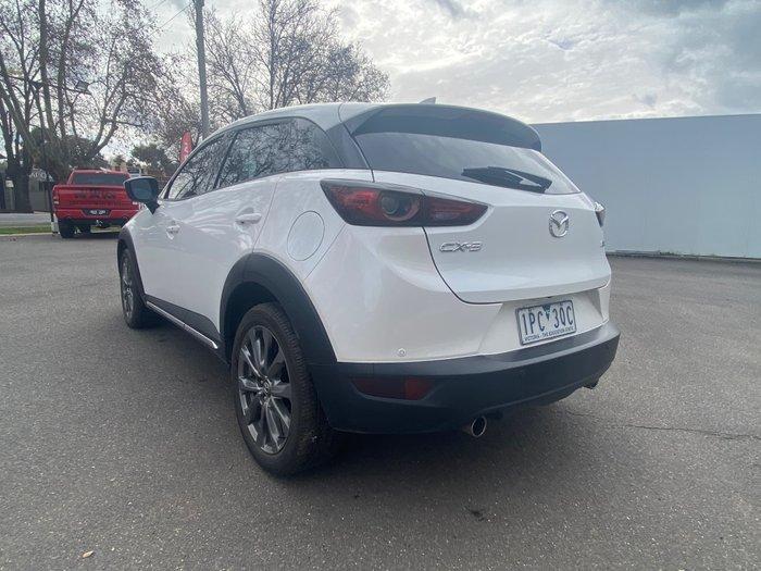 2019 Mazda CX-3 Akari DK White