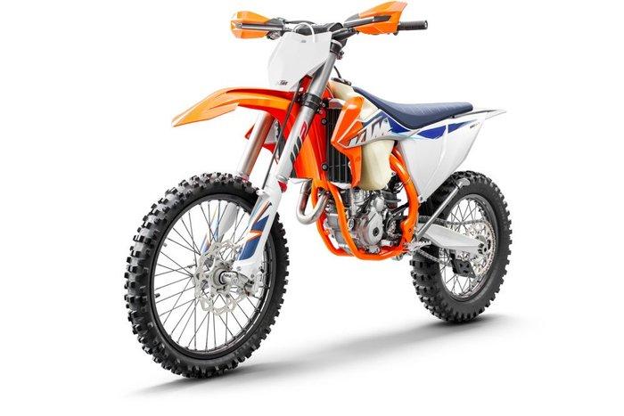 2022 Ktm 250 XC-F Orange