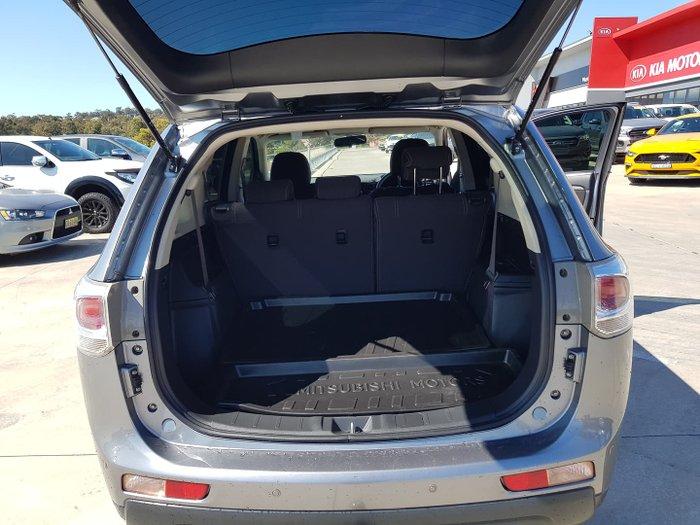 2013 Mitsubishi Outlander LS ZJ MY13 4X4 On Demand Titanium