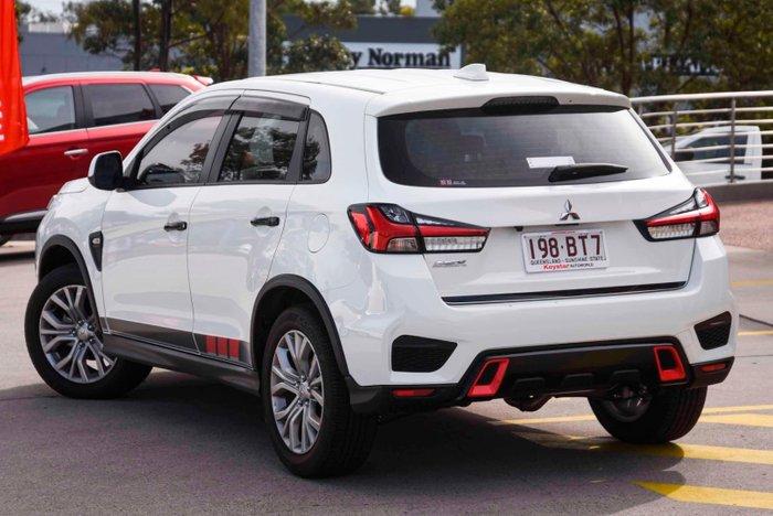 2021 Mitsubishi ASX ES XD MY21 White