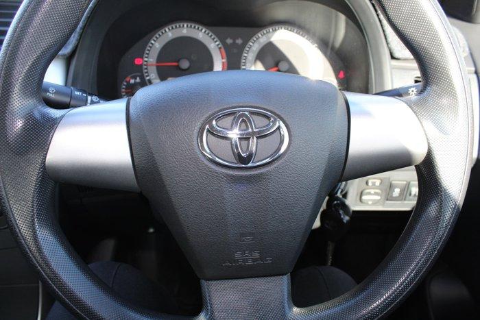 2013 Toyota Corolla Ascent ZRE152R Blue