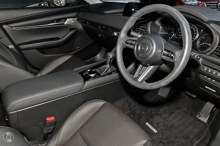 2021 Mazda 3 G25 Astina BP Series Sonic Silver