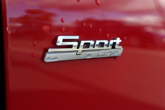 2015 BMW 1 Series 118d Sport Line F20 LCI Crimson Red