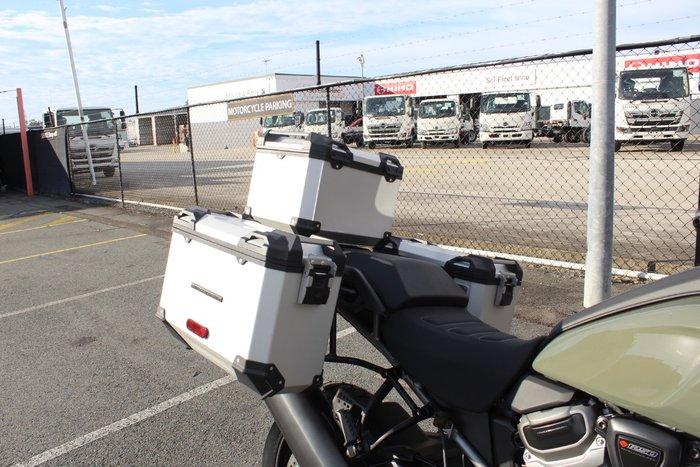 2021 Harley-davidson RA1250S PAN AMERICA SPECIAL GREEN