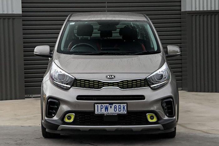 2019 Kia Picanto AO Edition JA MY19 Titanium Silver
