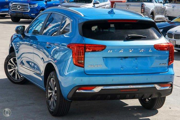 2021 Haval Jolion Lux LE A01 Azure Blue