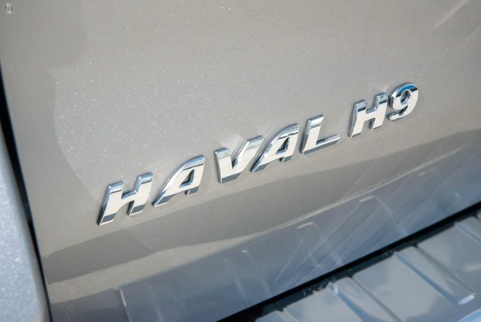 2021 Haval H9 Ultra MY19 Four Wheel Drive Ayers Grey