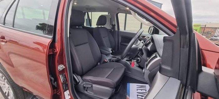 2017 Ford Everest Trend UA 4X4 Dual Range Sunset