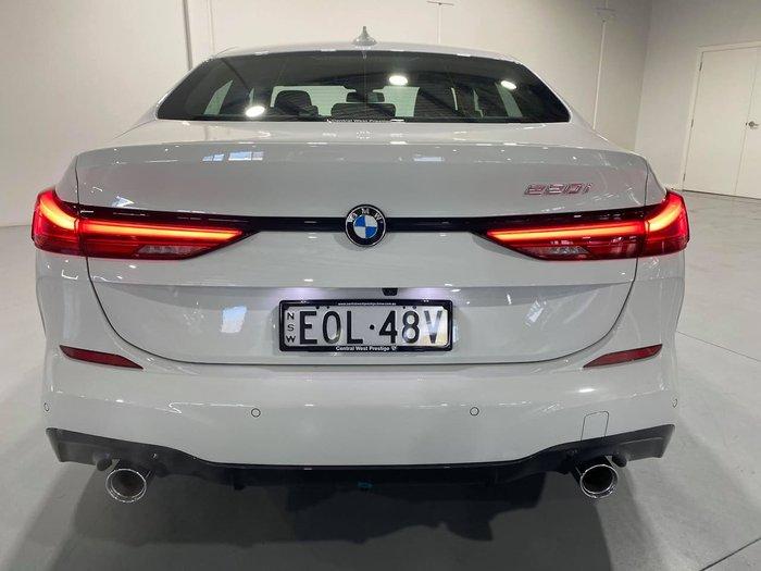 2021 BMW 2 Series 220i M Sport F44 White