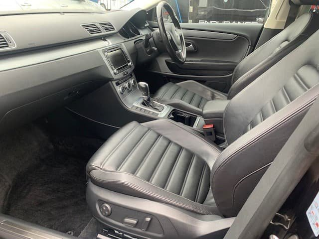 2013 Volkswagen CC 130TDI Type 3CC MY13.5 Deep Black
