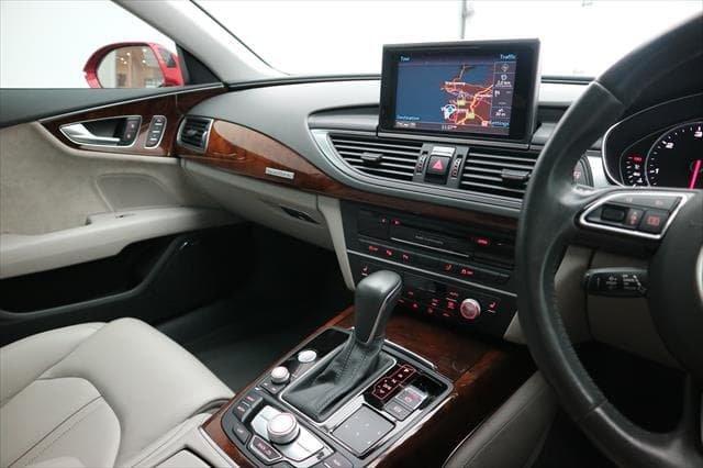 2016 Audi A7 S Line 4G MY16 Four Wheel Drive Garnet Red