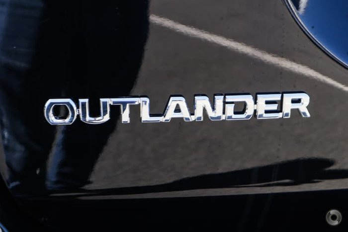 2021 Mitsubishi Outlander Exceed ZL MY21 AWD Black