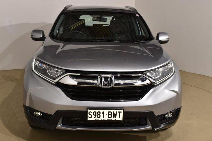 2018 Honda CR-V VTi RW MY18 Lunar Silver