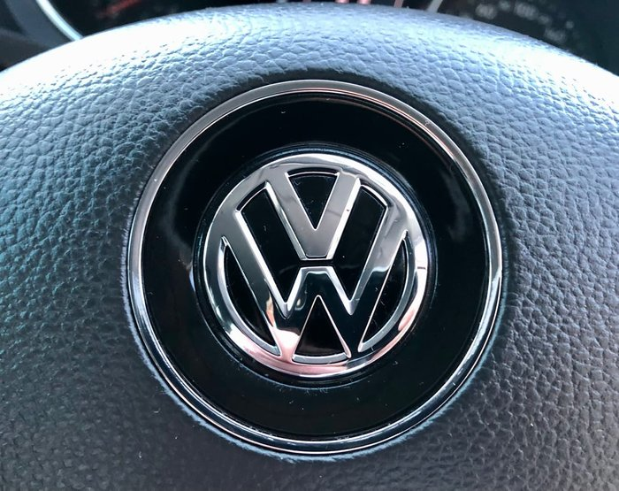 2016 Volkswagen Tiguan 110TSI Trendline 5N MY17 White