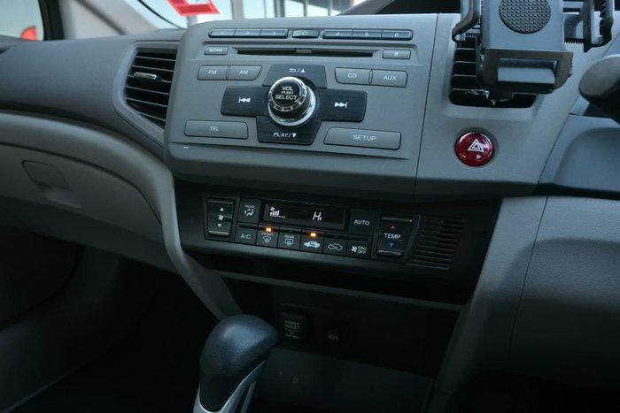 2013 Honda Civic VTi-L 9th Gen Ser II Grey