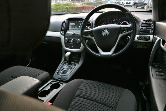 2016 Holden Captiva LS CG MY16 Burnt Coconut Brown