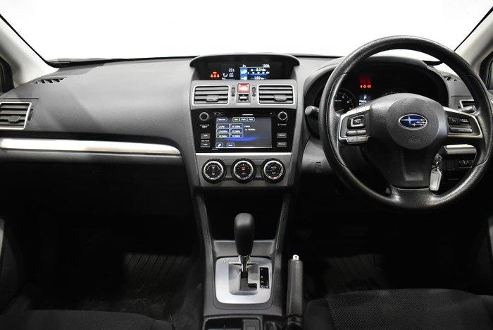 2015 Subaru XV 2.0i G4X MY15 AWD Jasmine Green