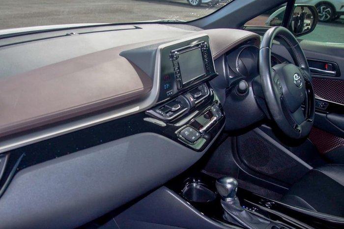 2017 Toyota C-HR Koba NGX10R Silver