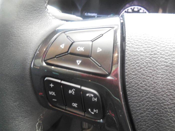 2020 Ford Everest Titanium UA II MY20.75 4X4 Dual Range Black