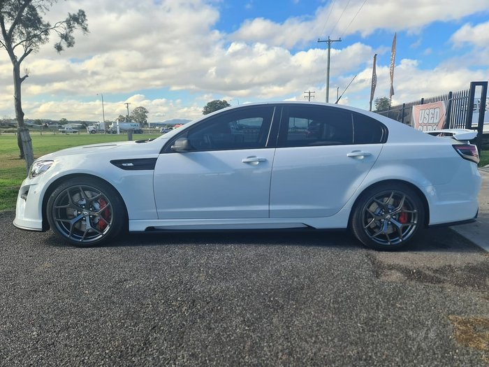 2017 Holden Special Vehicles GTS R GEN-F2 MY17 White