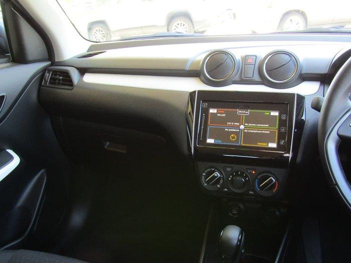 2021 Suzuki Swift GL Navigator AZ Series II Silver