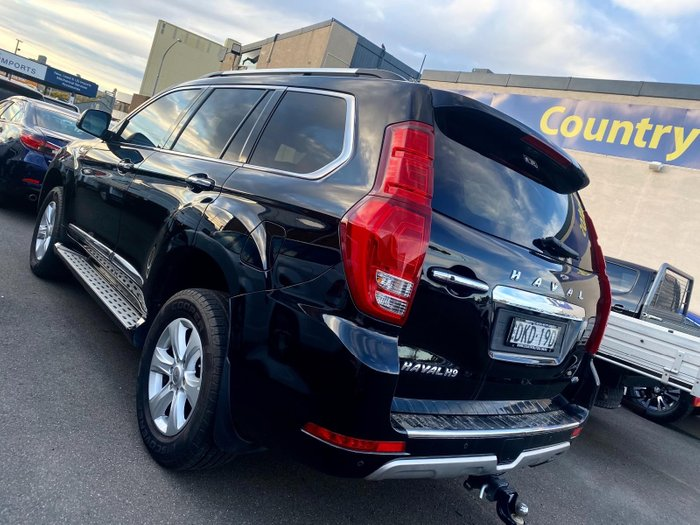 2015 Haval H9 LUX Onyx