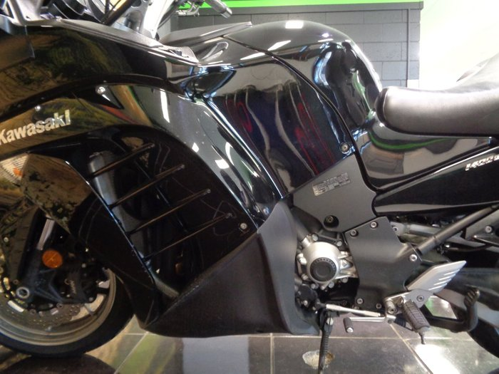 2011 Kawasaki 1400 GTR ABS (K-ACT) BLACK