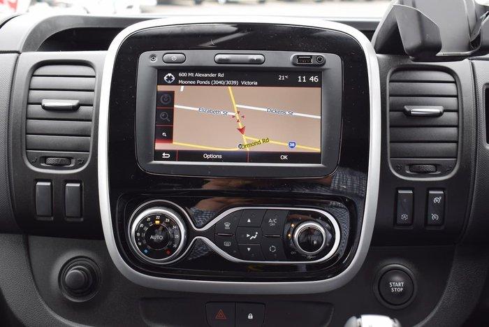 2021 Renault Trafic Premium 125kW X82 Grey