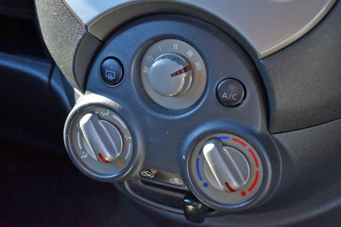 2014 Nissan Micra ST-L K13 MY13 Prague Nightshade