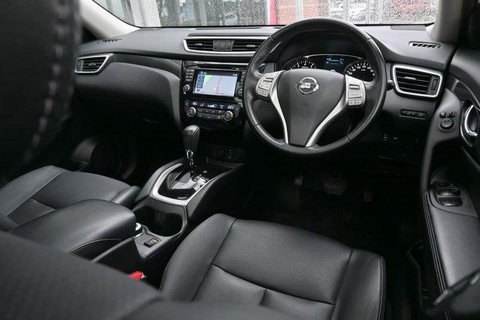 2014 Nissan X-TRAIL Ti T32 4X4 On Demand Ivory Pearl