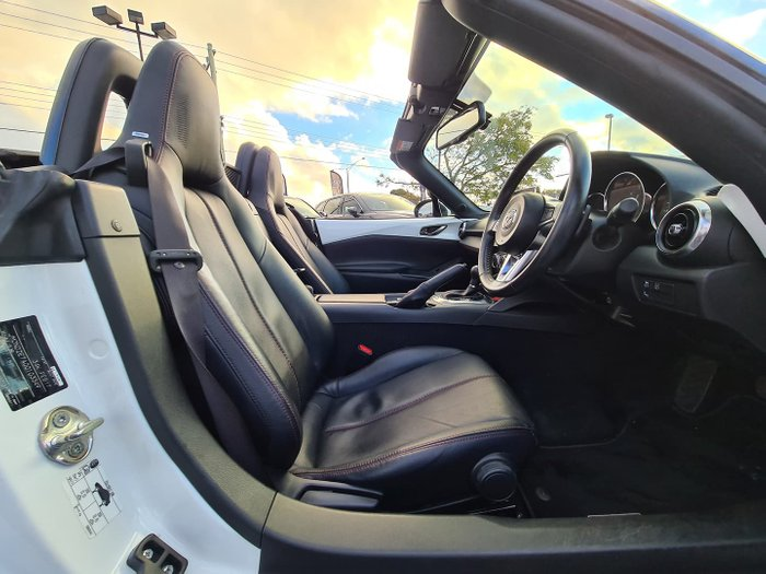 2017 Mazda MX-5 GT ND Crystal White