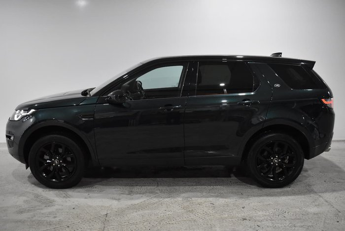 2017 Land Rover Discovery Sport TD4 180 HSE L550 MY17 4X4 Constant Aintree Green
