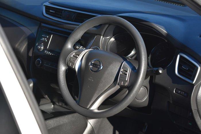 2016 Nissan X-TRAIL ST T32 4X4 On Demand Ivory Pearl