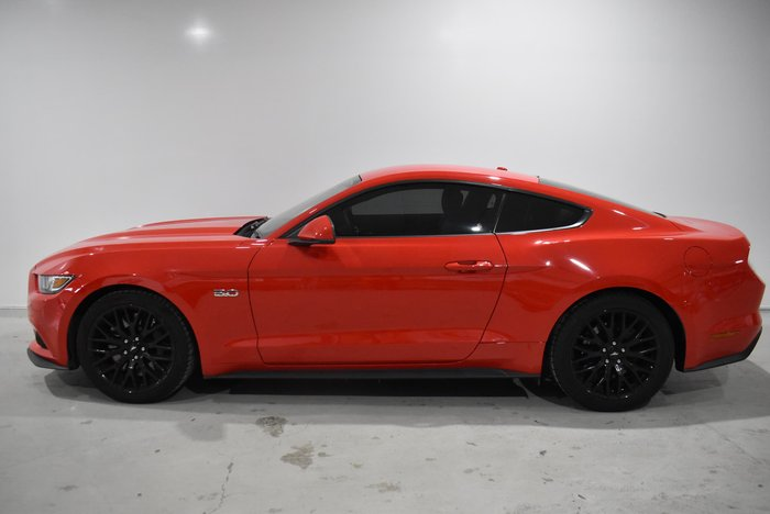 2016 Ford Mustang GT FM Race Red