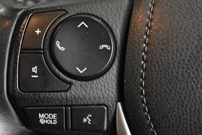 2018 Toyota RAV4 Cruiser ASA44R AWD Silver Sky