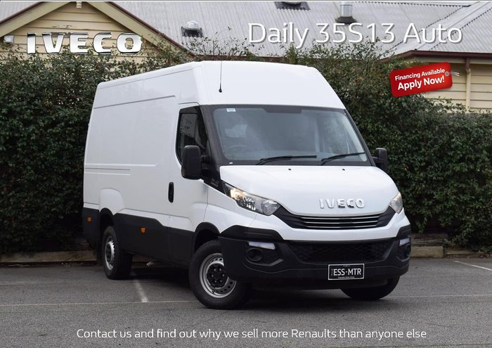 2020 IVECO DAILY 35S13 White