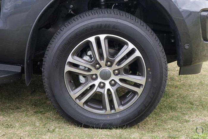 2021 Ford Ranger Wildtrak PX MkIII Meteor Grey