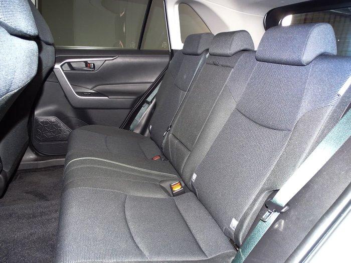 2021 Toyota RAV4 GX MXAA52R Glacier White