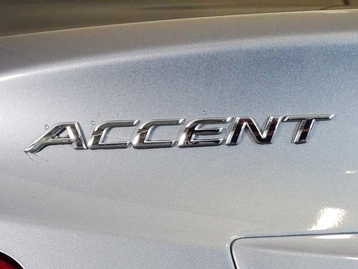 2019 Hyundai Accent Sport RB6 MY19 Lake Silver