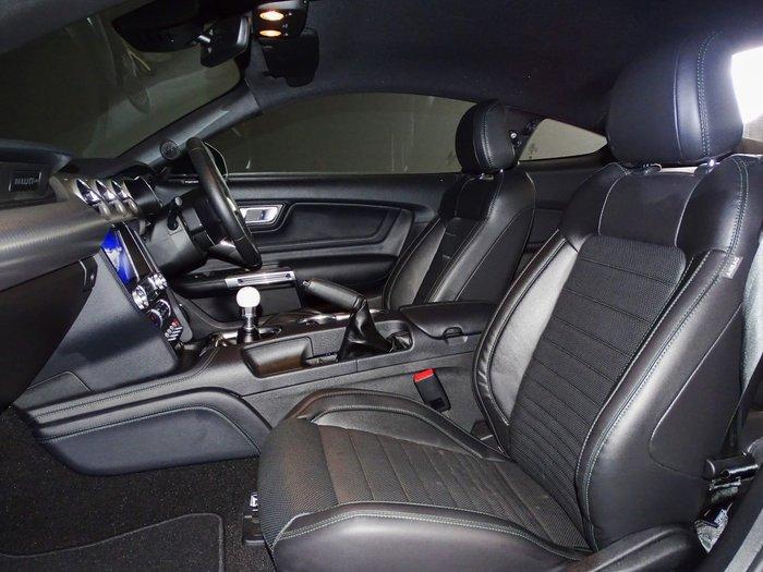 2019 Ford Mustang BULLITT FN MY19 Green