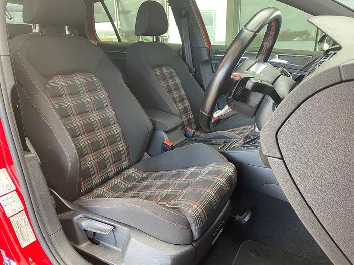 2017 Volkswagen Golf GTI 7.5 MY17 Tornado Red