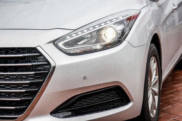 2017 Hyundai i40 Active VF4 Series II Silver