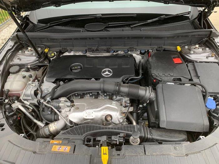 2020 Mercedes-Benz GLB-Class GLB250 X247 Four Wheel Drive Grey