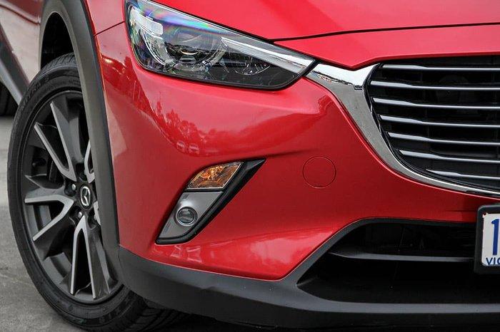 2015 Mazda CX-3 Akari DK AWD Soul Red
